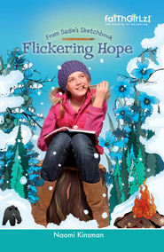 Flickering Hope - eBook  -     By: Naomi Kinsman