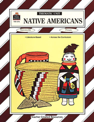 Native Americans, Thematic Unit   -
