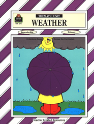 Weather, Thematic Unit   -