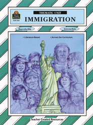 Immigration, Intermediate Thematic Unit   -