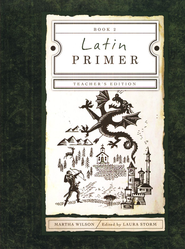 Latin Primer 2: Teacher, 4th Edition   -              By: Martha Wilson
