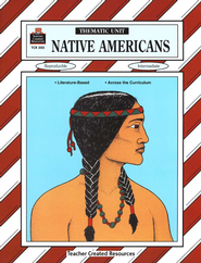 Native Americans, Intermediate Thematic Unit   -
