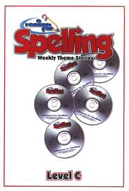 A Reason For Spelling Level C, Audio CD's   -