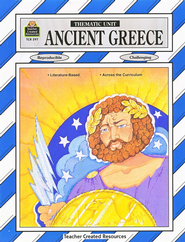 Ancient Greece, Thematic Unit   -