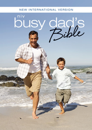 NIV Busy Dad's Bible: Daily Inspiration Even If You Only Have One Minute / Special edition - eBook  -