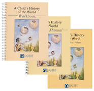A Child's History of the World Set, 3 Volumes   -     By: Virgil M. Hillyer