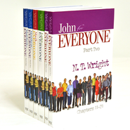 The Gospels for Everyone, 6 Vols. (New Testament for Everyone)  -              By: N. T. Wright
