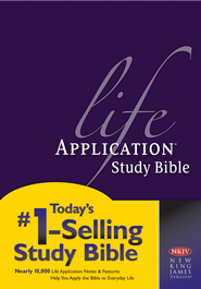 Life Application Study Bible NKJV - eBook  -