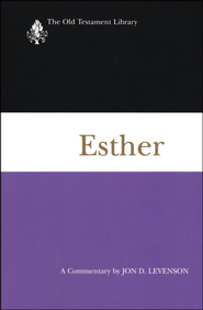 Esther: Old Testament Library [OTL]  -     By: Jon D. Levenson