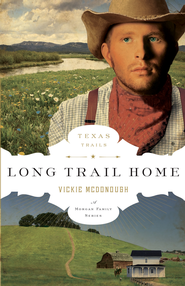 Long Trail Home - eBook  -     By: Vickie McDonough