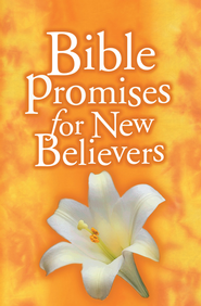 Bible Promises for New Believers - eBook  -