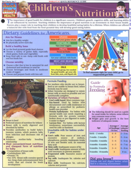 Children's Nutrition Chart   -