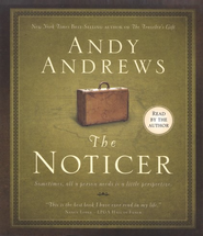 The Noticer, Audio CD  -     By: Andy Andrews