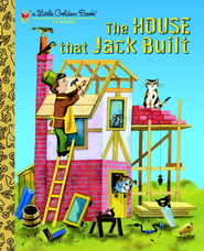 The House that Jack Built - eBook  -     By: Golden Books