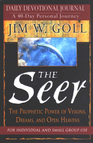 The Seer: Devotional and Journal  -     By: Jim W. Goll