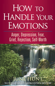 How to Handle Your Emotions: Anger, Depression, Fear, Grief, Rejection, Self-Worth - eBook  -     By: June Hunt
