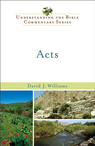 Acts - eBook  -     By: David J. Williams