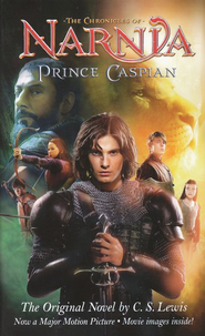 The Chronicles of Narnia: Prince Caspian Movie Tie-In Edition,  Softcover  -              By: C.S. Lewis