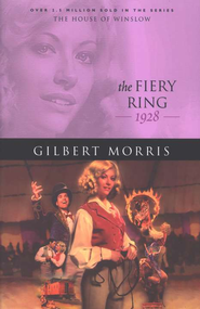 Fiery Ring, The - eBook  -     By: Gilbert Morris