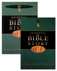 Unlocking the Bible Story New Testament Vol 4 with Study Guide - eBook  -     By: Colin S. Smith