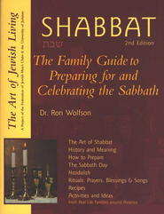 The Shabbat Seder, 2nd Edition The Family Guide for and Welcoming the Sabbath  -     By: Dr. Ron Wolfson