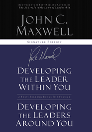 Maxwell 2 in 1: (Developing the Leader within You/Developing Leaders Around You): (Developing the Leader within You/Developing Leaders Around You) - eBook  -     By: John Maxwell