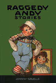 Raggedy Andy Stories: Introducing the Little Rag Brother of Raggedy Ann - eBook  -     By: Johnny Gruelle     Illustrated By: Johnny Gruelle