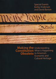 Making the Constitution Obsolete, DVD   -