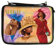 Sunday Morning Bible Organizer Cover  -