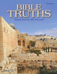 BJU Bible Truths Level D (Grade 10) Student Worktext, 3rd Edition    -