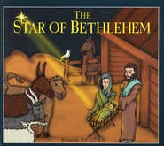 Bible Stories for Kids: The Star of Bethlehem, Book and CD   -