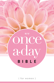 NIV Once-A-Day Bible for Women / Special edition - eBook  -     By: Zondervan Bibles