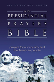 NIV Presidential Prayers Bible / Special edition - eBook  -     By: Zondervan Bibles