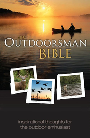 NIV Outdoorsman Bible / Special edition - eBook  -     By: Zondervan