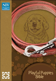 Playful Puppies Bible / Special edition - eBook  -     By: Zondervan