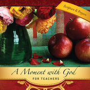 A Moment with God for Teachers - eBook  -     By: Lisa Flinn