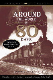 Around the World in 80 Days - eBook  -     By: Jules Verne