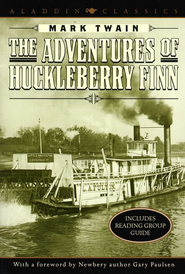 The Adventures of Huckleberry Finn - eBook  -     By: Mark Twain, Gary Paulsen