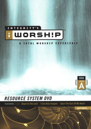 iWorship Resource System DVD, Volume A  -