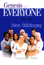 Genesis for Everyone: Part 2, Chapters 17-50 (Old Testament for Everyone)  -     By: John Goldingay