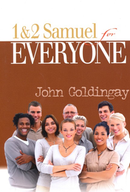 1&2 Samuel for Everyone (Old Testament for Everyone)  -     By: John Goldingay