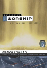 iWorship Resource System DVD, Volume B  -
