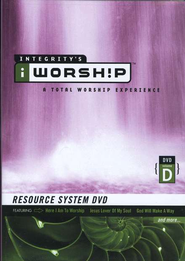 iWorship Resource System DVD, Volume D  -