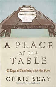 Place at the Table, A: A 40-Day Journey of Grace - eBook  -     By: Chris Seay