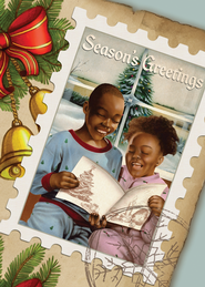 Season's Greetings Christmas Cards  -