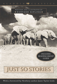 Just So Stories - eBook  -     By: Rudyard Kipling     Illustrated By: Rudyard Kipling