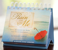 Rain on Me Day Perpetual Calendar  -              By: Holley Gerth