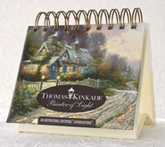 Painter of Light Day Perpetual Calendar  -              By: Thomas Kinkade