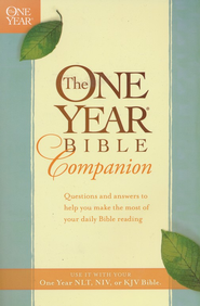 One Year Bible Companion   -