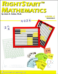 RightStart Math Level C Worksheets   -     By: Joan A. Cotter Ph.D.